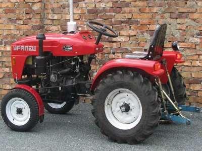 Мини-тракторы как техника для домашних сельскохозяйственных работ