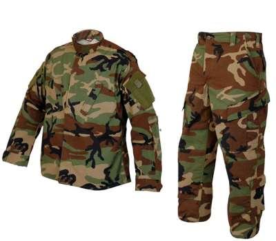 Камуфлированная одежда: что это такое и для чего она нужна?