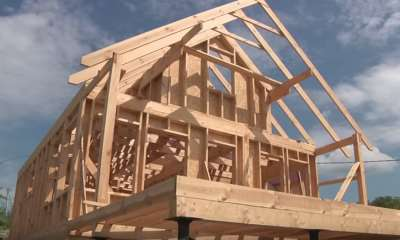Особенности строительства каркасного дома