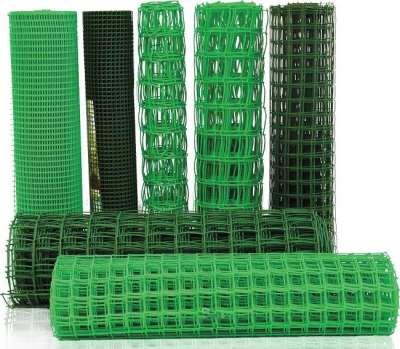 Пластиковая сетка: преимущества