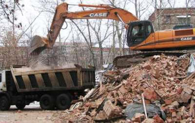 Нюансы вывоза строительного мусора