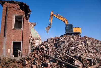 Сложности в процессе демонтажа сооружений