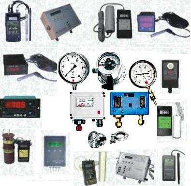 контрольно измерительные приборы купить