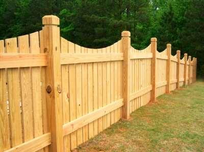 Как сделать деревянный забор своими руками: руководство