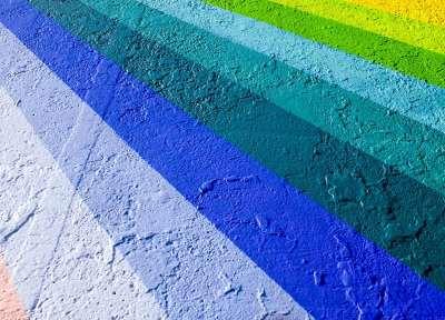 Цветной бетон – не миф, а реальность