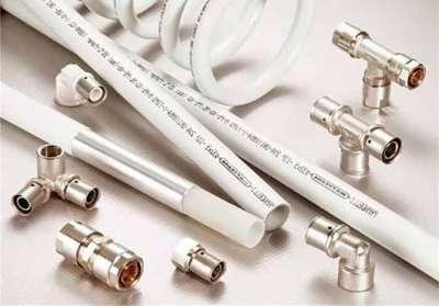Металлопластиковые фитинги и трубы для качественного водопровода