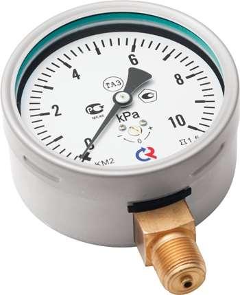 Датчики давления и напоромеры для производства и бытового использования