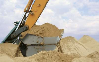 Песок для строительства: виды и преимущества