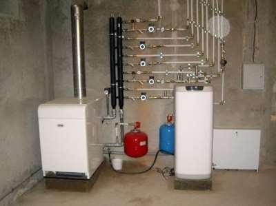 Газовые котельные – один из лучших вариантов систем отопления
