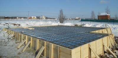Противоморозная добавка в бетон