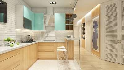 Основные этапы правильного ремонта и отделки кухни