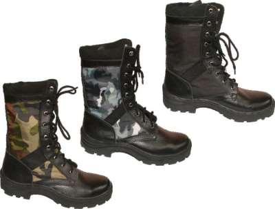 Отличительные качества берцовых ботинок «ОМОН»