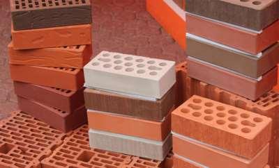 Виды и применение строительного кирпича