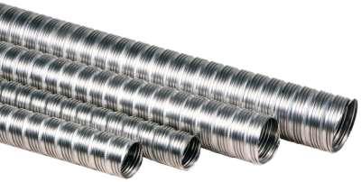 Главные особенности металлорукавов для отвода выхлопных газов