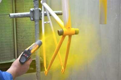 Популярные способы порошковой покраски металла