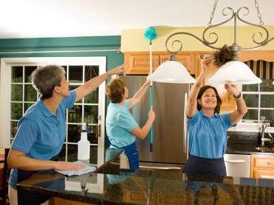 Профессиональная уборка квартир клининговыми компаниями