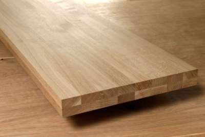 """Компания """"Лес-Массив"""" предлагает мебельный щит из дуба по лучшей цене"""