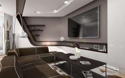 Дизайн квартиры – необходимость при капитальном ремонте