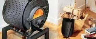 Как правильно топить отопительную печь в Украине