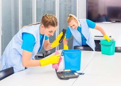 Уборка помещений: чем руководствуются профессионалы?