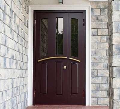 Как выбрать утепленные входные металлические двери