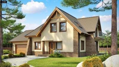 Готовые проекты загородного дома на любой вкус