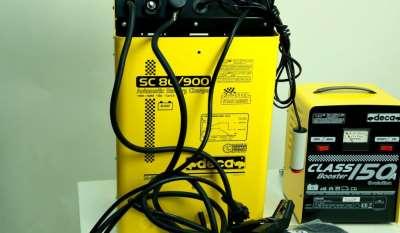 Пуско-зарядные устройства Deca SC 80/900