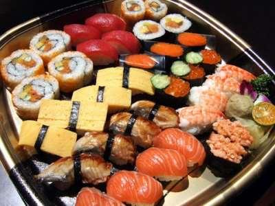 Какие суши предпочитают заказывать в японских ресторанах?