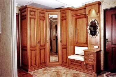 Шкафы из натурального дерева – лучшее решение на долгие годы