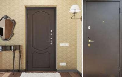 Входные металлические двери или надежная защита вашего дома