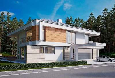 Особенности и достоинства проектов современных домов