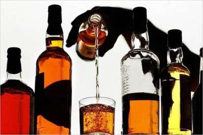 Если внезапно закончился алкоголь