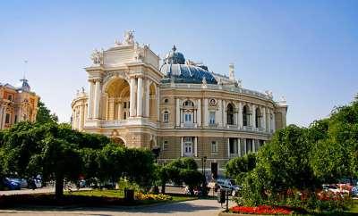 Экскурсии по удивительным местам Одессы