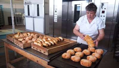Оборудование для выпечки хлеба и других хлебобулочных и кондитерских изделий
