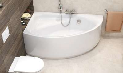 Преимущества акриловых ванн и обзор лучших производителей
