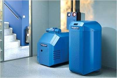 Преимущества газовых котлов отопления