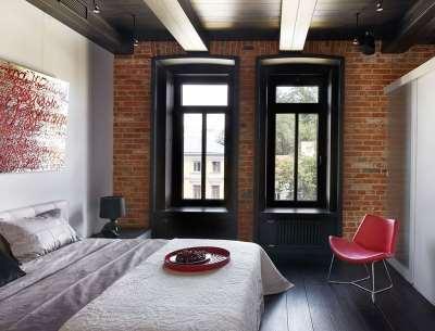 Недорогие квартиры лофт с интересным дизайном