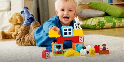 Детские конструкторы — игра для любого возраста