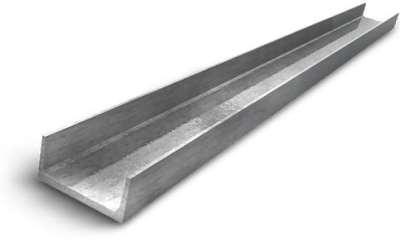 Металлический швеллер – лучший вариант для усиления конструкции