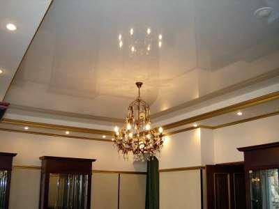 Натяжные потолки – лучший выбор для вашего дома