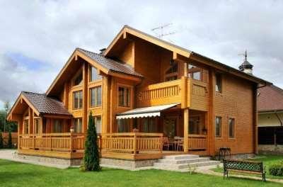 Какие деревянные дома лучше?