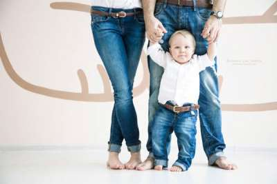 Особенности выбора детских джинсов