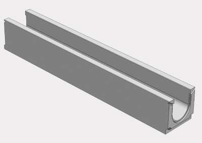 Область применения бетонных лотков системы «STANDART»