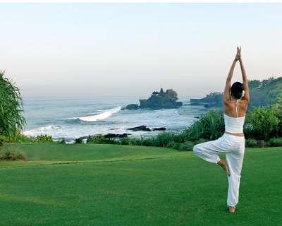 Йога — основа умиротворения
