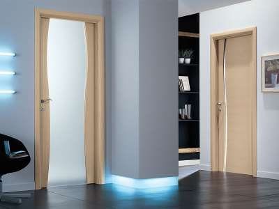 Как выбрать межкомнатные двери в зависимости от материала?
