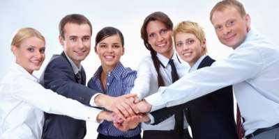 Рабочий коллектив начинается с поиска сотрудников