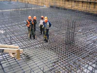 Строительство начинается с качественного бетона