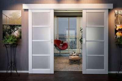 Большой выбор межкомнатных дверей раздвижного типа