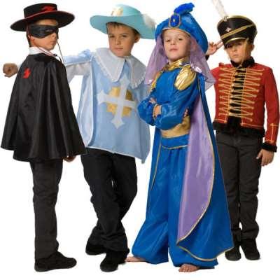 Как подготовить ребенка к карнавалу