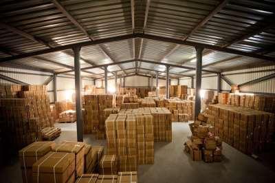 Правила оформления грузов на складе временного хранения